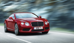 Bentley Continental GTV8 (photo)