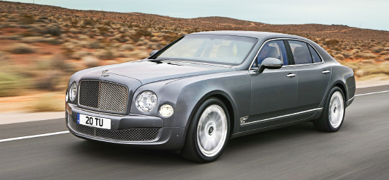 Bentley Mulsanne (photo)
