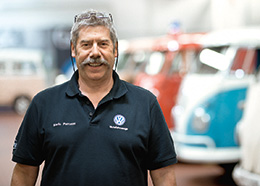 Mario Petrusso, Senior Expert Volkswagen Commercial Vehicles (photo)